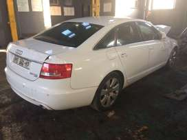 Audi A6 3.0 TDI stripping for spares