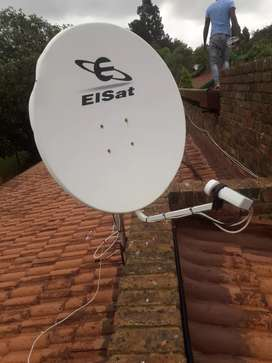 Dstv Installation In Edenvale, Signal Repairs, Extra View & Relocation