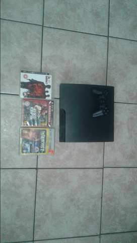 PlayStation 3 bargain with games