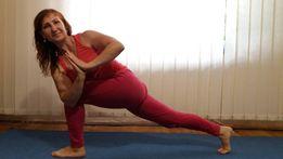 Инструктор по йоге. Индивидуальные занятия.