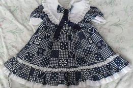 платье детское 3-5лет