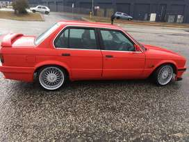 Bmw gusheshe 320i start and go