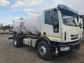 Diesel Tanker with Pumps (NEW) fitted on Iveco New EuroCargo 180E28