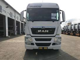 Independent Hire MAN TRUCK 2018 model
