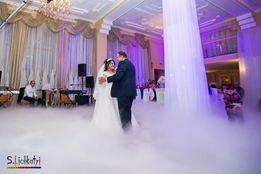 Тяжелый дым на свадьбу, генератор низкого дыма, Холодные огни.