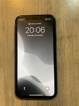 I Phone XR for sale second hand 128GB