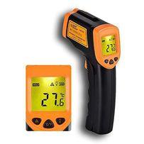Инфракрасный термометр, градусник AR 360A пирометр с лазерным визиром