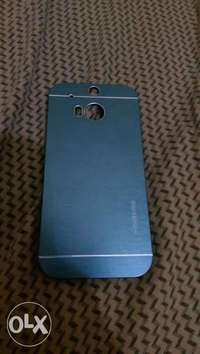 Htc M8 metal back cover 0