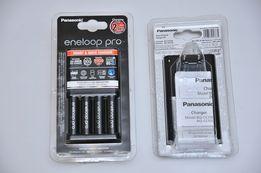 Зар.устройство Panasonic Smart & Quick BQ-CC16 + 4 Eneloop AA min.2500