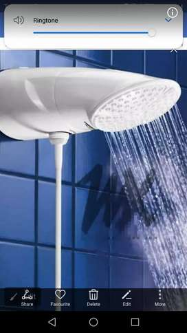instant heat shower heads top jet system