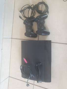 Ps3 with two controller's