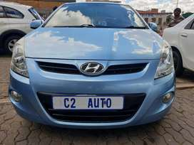 2008 Hyundai i20 1.6 Manual