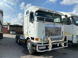 INTERNATIONAL 9800i high roof TRUCK TRACTOR ON SALE