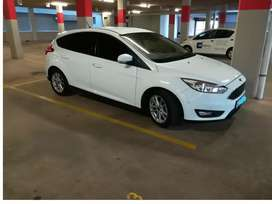 2015 Ford Focus 1.0 trend