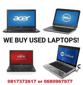 We Buy Used Computer Equipment | Buyers of Used Laptops-Cellphones  T