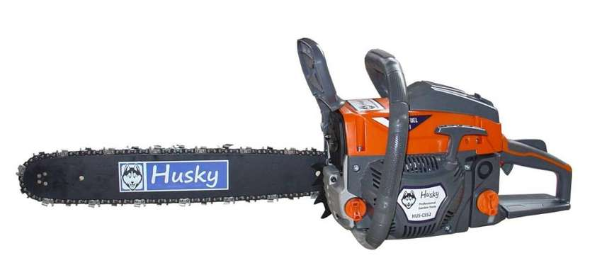 Husky CS52 Chainsaw 50cc with 460mm 18 inch Chain Bar 2kw 2-Stroke pet 0