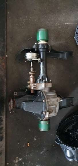 Ford ranger/ Mazda drifter front diff