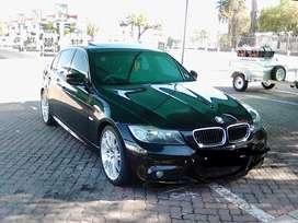 E90 BMW M-sport 323i , New tyres ,sunroof and Bluetooth