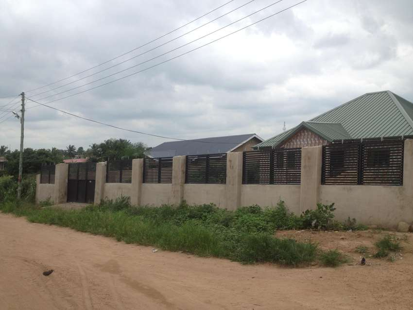 4bedroom at Kasoa papase for sale 0