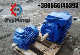 Електродвигатель АИР электродвигатель електродвигун электро мотор кВт
