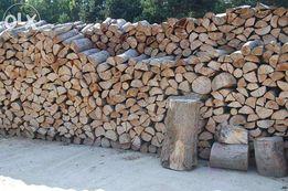 Drewno kominkowe - transport gratis buk