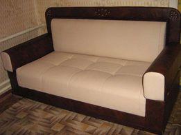 Ремонт и перетяжка мягкой мебели. Качественно и не дорого