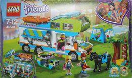 Lego Friends 41339 Samochód kempingowy Mii Warszawa