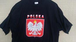 POLSKA t-shirt Godło '' XXL'' bawełna