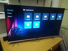 Skyworth 50 inch smart 4k ultra HD android
