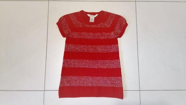 Dziewczynka 98: sukienki bluzki podkoszulki tuniki Mińsk Mazowiecki - image 2