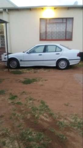 BMW 1 series, still in good condition, 2001 model