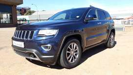 Jeep Grand Cherokee 3.6 4X4 Limited