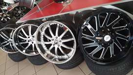 Wheels4bikes cars suv&many multi pcd