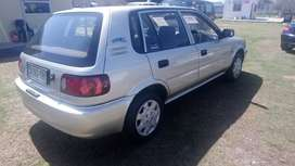 2006 Toyota Tazz 1.3 with just 103 000km Full Service History