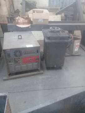 Used Industrial DC/AC Arc welding machines for sale