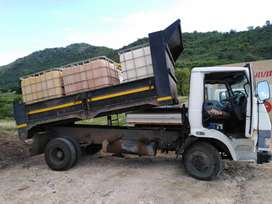 This truck is in a very good condition and is suitable for heavy use