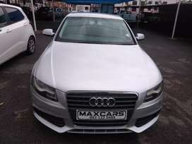 2011 Audi Silver A4 1.8T, Automatic transmission