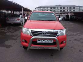 2013 toyota hilux 2.7 vvti double cab manual