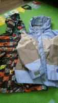 Продам курточки для мальчика HUPPA, SEPPALA KIDS