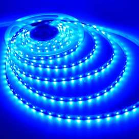 LED Strip Lights 12Volts BLUE Colour. Brand New Products.