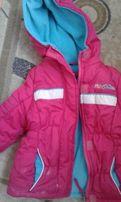 Детский зимний комбенизон :)