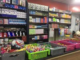 Super market with t w for sale