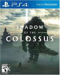Shadow of the Colossus - PlayStation 4 0