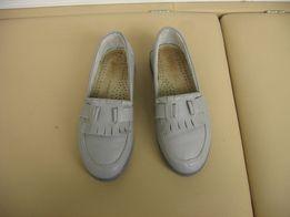 Женские кожаные туфли / Жіночі шкіряні туфлі