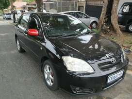 2006 TOYOTA RUNX 1.6RS MANUAL
