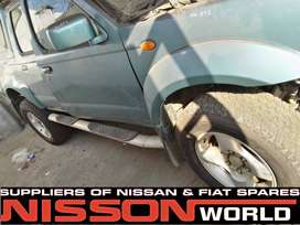 2003 NISSAN HARDBODY NOW STRIPPING FOR SPARES INT & EXT PARTS AVAILABL