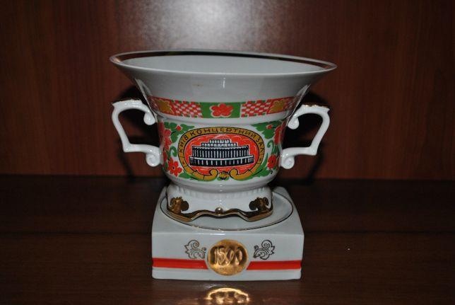 сахарница / конфетница/ ваза (сервиз СССР)