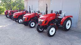 Трактор новий