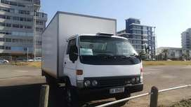 We do removals and hire short and long distance