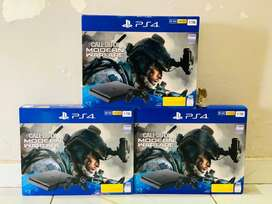 Sony ps4 1 tb with call of duty